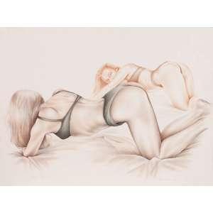 Eduardo Lima - Hora – 60 x 80 cm – Gravura – Ass. CID – Sem Moldura