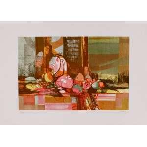 Enrico Bianco - Natureza Morta – 50 x 72 cm – Gravura – Ass. CID – Sem Moldura