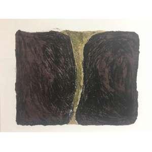 Thaís Helt - Sem Título - 50 x 66 cm - Gravura - Ass. CID e Dat. 2000 – Sem Moldura
