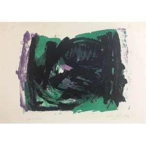 Thaís Helt - Sem Título - 35 x 50 cm - Litografia 12/22 - Ass. CID e Dat. 1993 – Sem Moldura