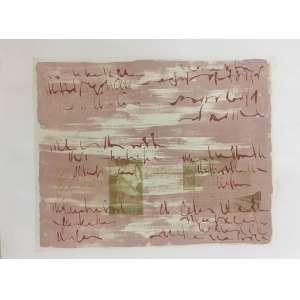 Maria do Carmo Freitas - Sem Título - 50 x 66 cm - Litografia 10/20 - Ass. CID e Dat. 2000 – Sem Moldura