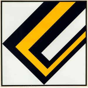 RAYMUNDO COLARES - Fachada de Ônibus – 70 x 70 cm Gravura 30/50 - Ass. CIE e Dat. 1970/1985