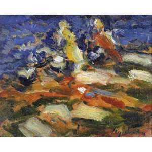 SERGIO TELLES - Lavadeiras em Ponte da Barra – Minho, Portugal 15 x 19 cm – OSM – Ass. CID e Verso e Dat. 2003