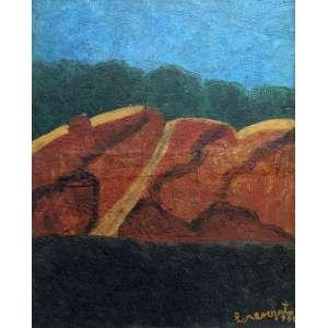 LORENZATO - As Montanha de Minas - 51 x 41 cm – OSE - Ass. CID e Dat. 1992