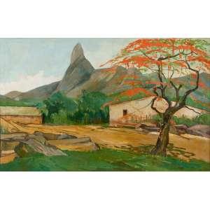 PAULO GAGARIN - Dedo de Deus/Rio de Janeiro – 97 x 150,5 cm – OST – Ass. CID