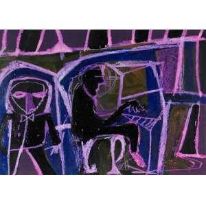 PITÁGORAS - O Pianista – 47 x 66 cm – OSC – Ass. CID