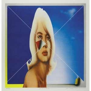KOZO MIO - Fiction – 47 x 46 cm – Serigrafia Tiragem de 70 – Ass. CID
