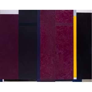 Eduardo Sued - Composição – 198 x 252 cm – OST – Ass. Verso e Dat. 2009