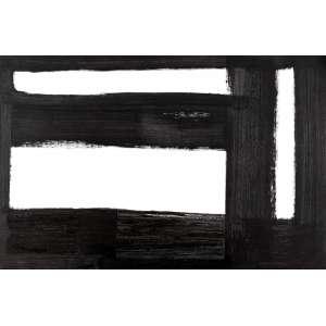 Amilcar de Castro - Sem Título – 100 x 150 cm – AST – Ass. Verso e Dat. 1991 Registrada no Instituto Amilcar de Castro