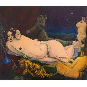 Léo Brizola - Sem Título - 144 x 171 cm – OST – Ass. Verso e Dat. 2006