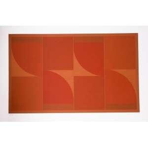 Rubens Ianelli - Composição – 47 x 66 cm – Gravura – Ass. CID e Dat. 2010 - Sem Moldura