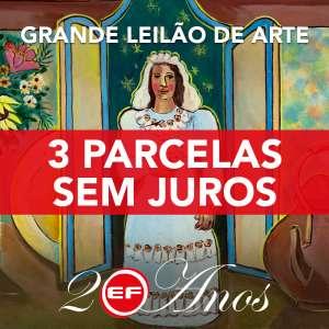 Errol Flynn Galeria de Arte - Leilão de Abril