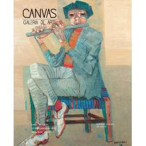 Canvas Galeria de Arte - Leilão dia 12 de Fevereiro
