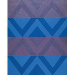 Ianelli, Arcangêlo - Sem Título - Têmpera s/ tela - 100 x 80 cm - ass. inferior direito - dat. 1973. Registrado por Kátia Ianelli