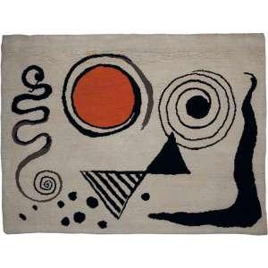 Calder, Alexander - Sem Título - Tapete - 152 x 206 cm - verso