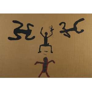 SIRON FRANCO - Sem Título - Serigrafia, 45 x 64 cm, ass. inferior direito, dat. 1998, H.C
