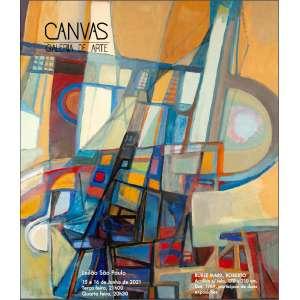 Canvas Galeria de Arte - Canvas Galeria - Leilão Junho 2021
