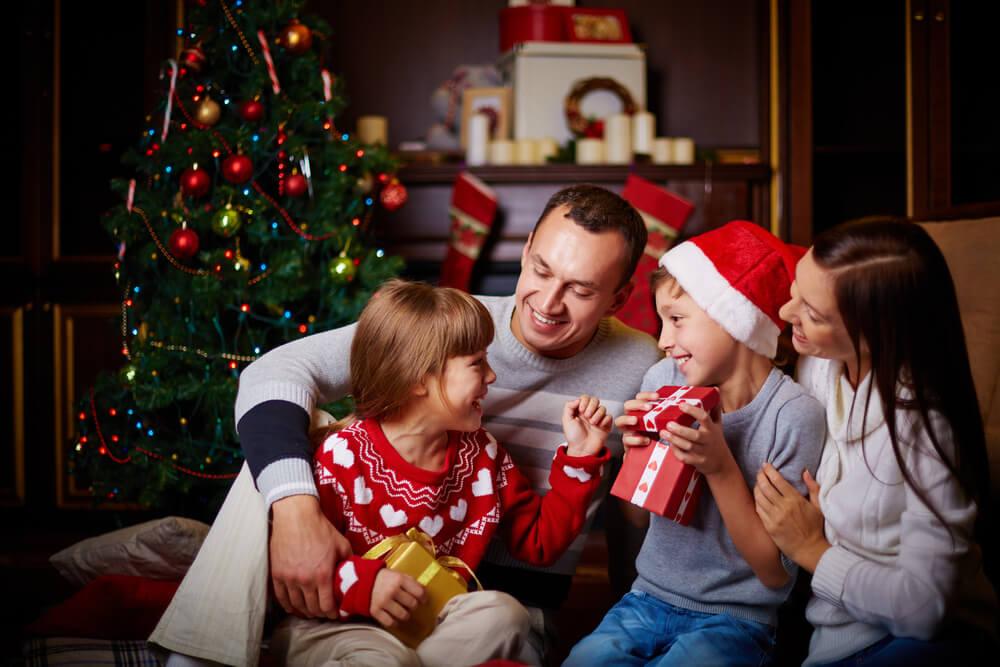 foto familia final de ano