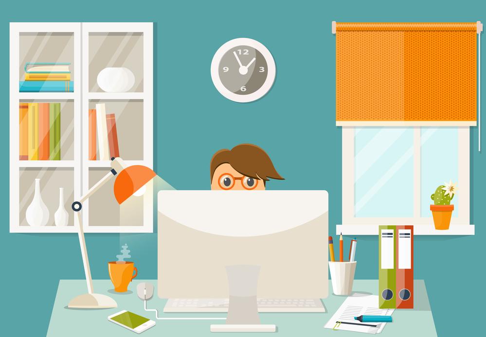 imagem escritorio