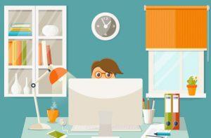 5 dicas de limpeza para manter o escritório impecável