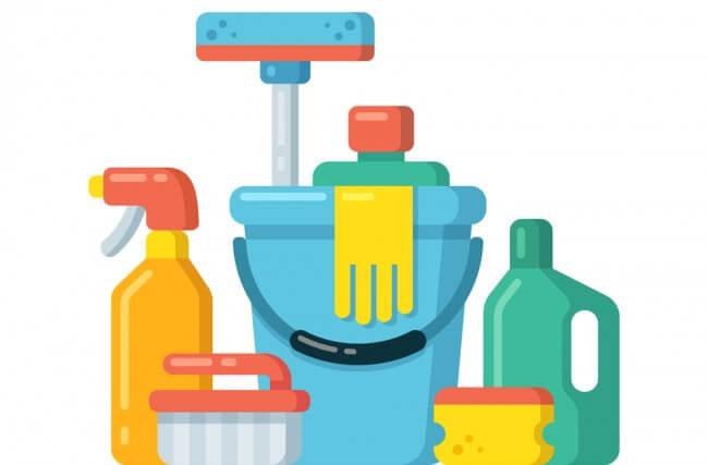 Produtos de limpeza: saiba como escolher os ideais para a sua casa