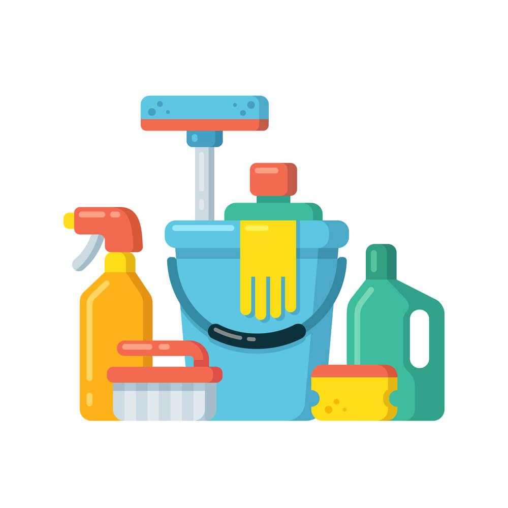 produtos de limpeza saiba como escolher os ideais para a sua casa uau blog cleaning supplies clipart picture cleaning supplies clip art kawaii