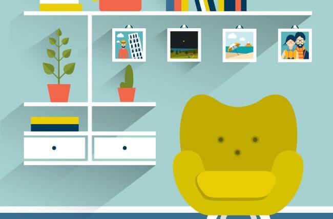 11 dicas para decorar gastando pouco