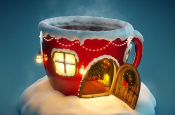 Decorando para o Natal com ideias simples e criativas