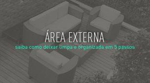 area externa com sofa