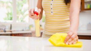 como limpar a cozinha