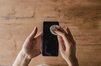 Como limpar o celular e se proteger do coronavírus: confira!