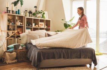 Como limpar o quarto: confira 4 dicas práticas