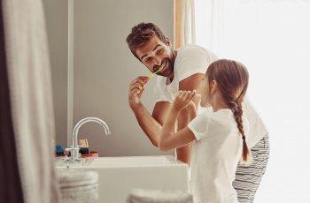 Conheça a importância da saúde bucal das crianças