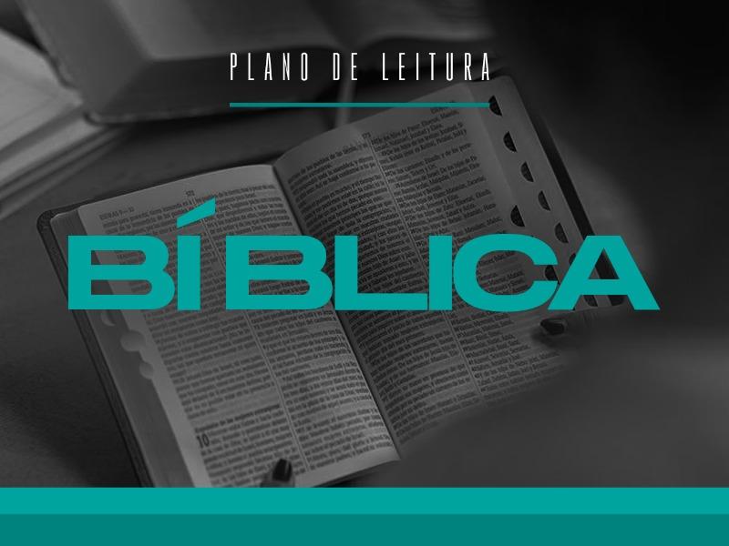 Plano de Leituta Bíblica Anual