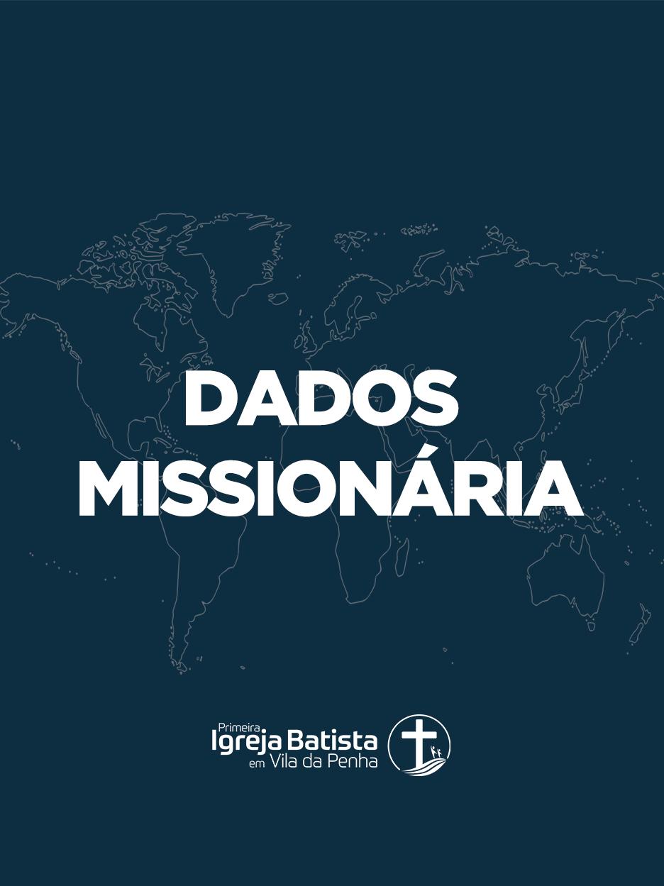 Dados Missionária