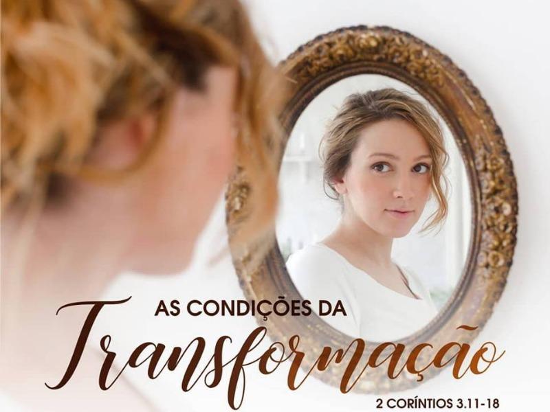 SUPRIMENTO -  AS CONDIÇÕES DA TRANSFORMAÇÃO