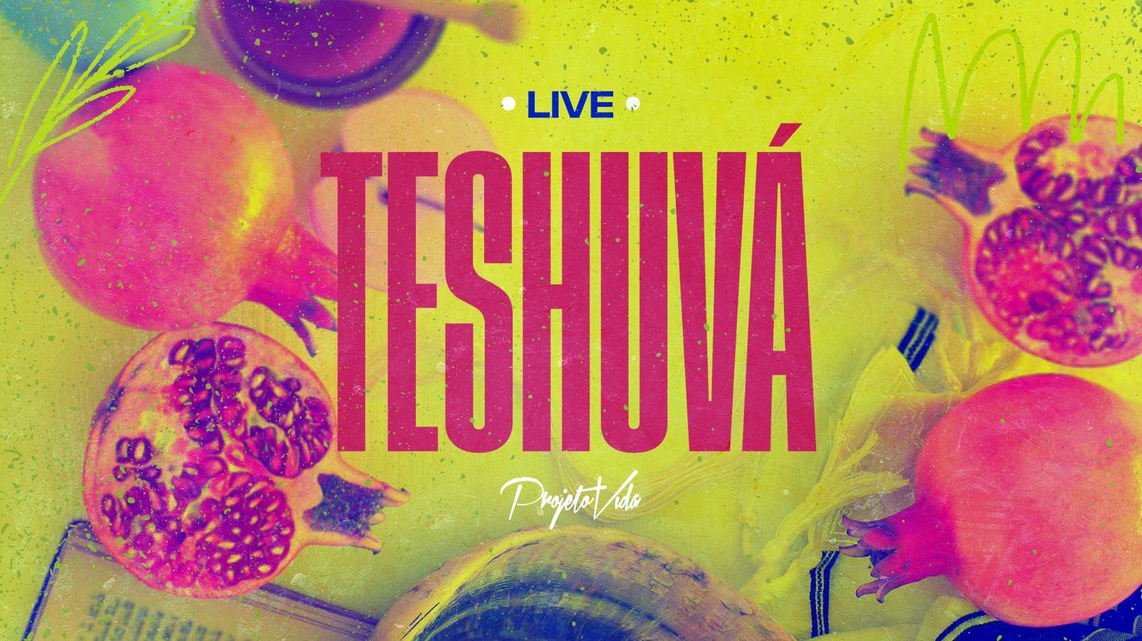 Live - Teshuvá
