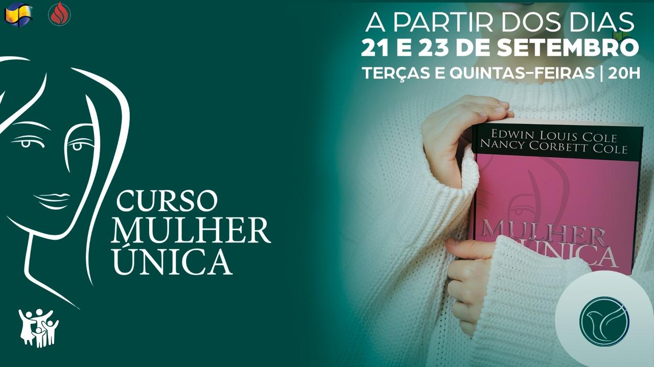 Mulher Única - Turmas Quintas-Feiras