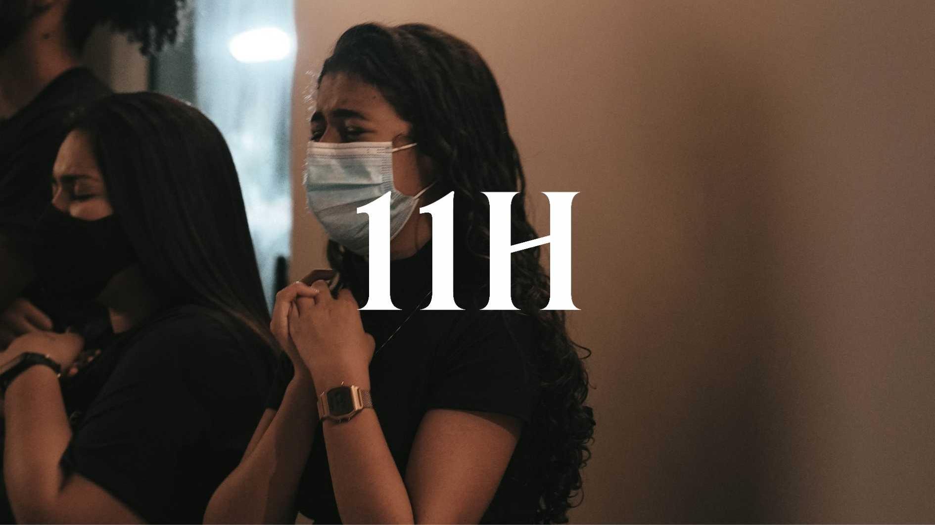 CULTO PRESENCIAL - 11H