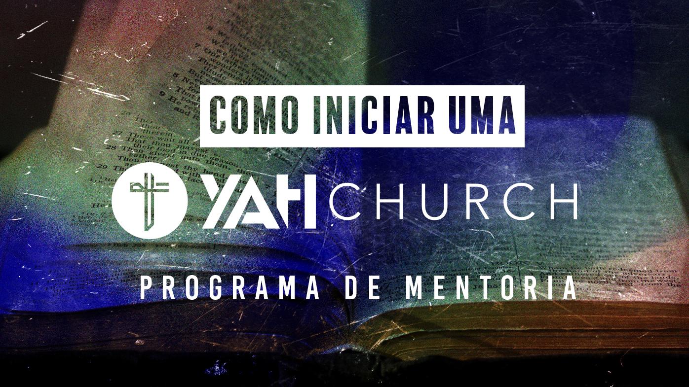 QUERO ABRIR UMA YAH CHURCH