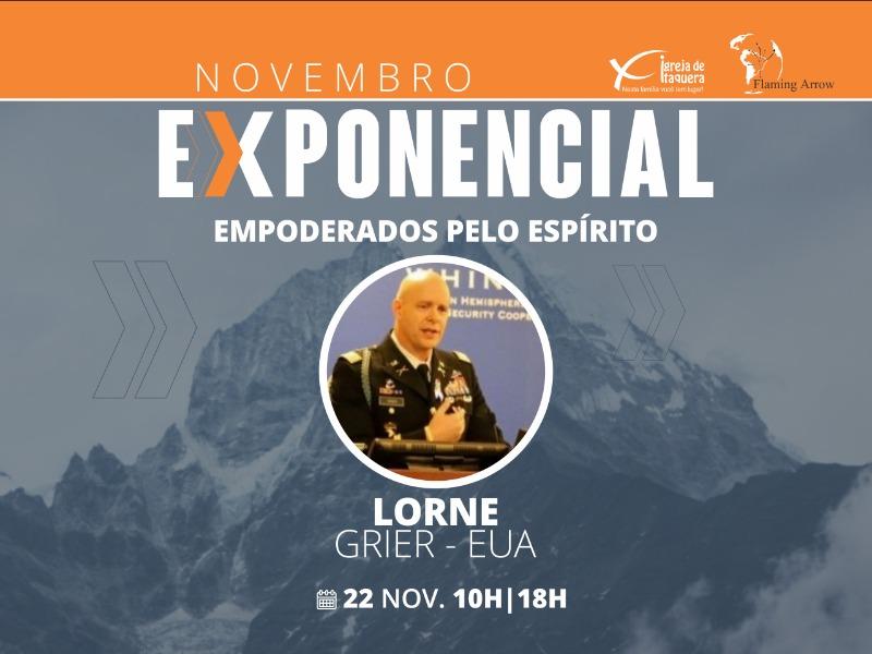 ITAQUERA - 18h - Lorne Grier - EUA