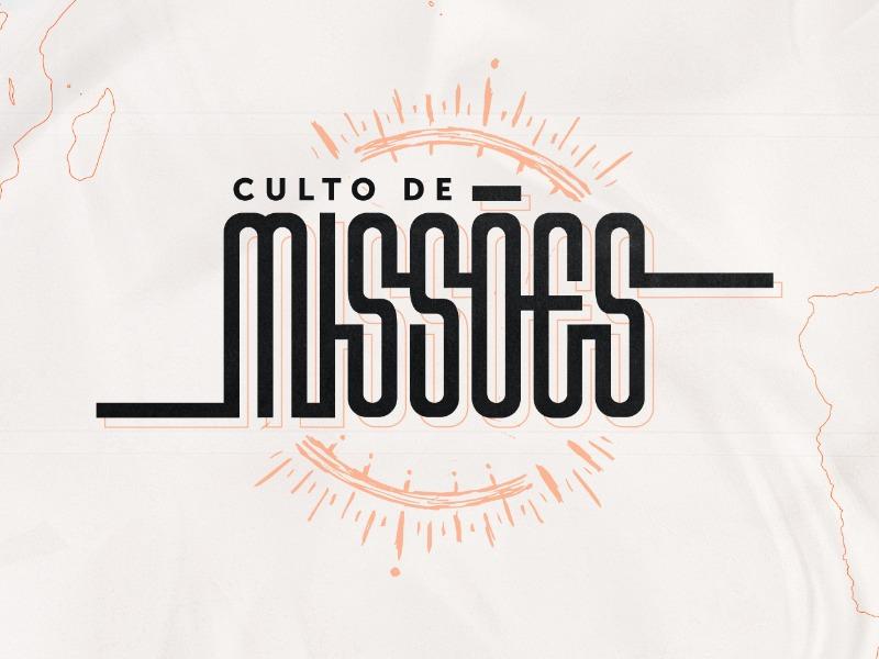 Culto de Missões (online)