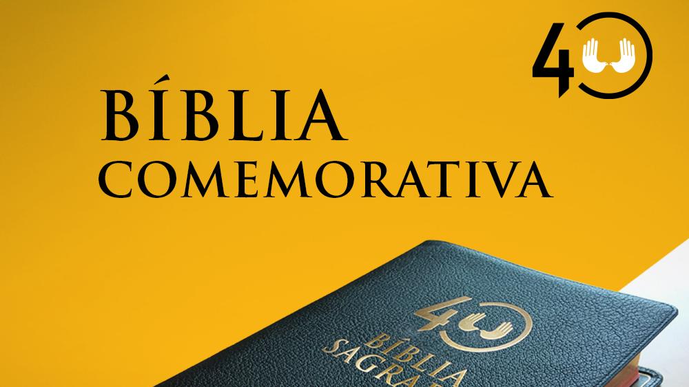 BÍBLIA IBP 40 ANOS