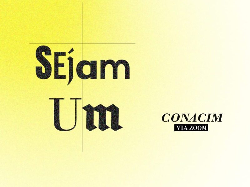 CONACIM (Online - Via Zoom)