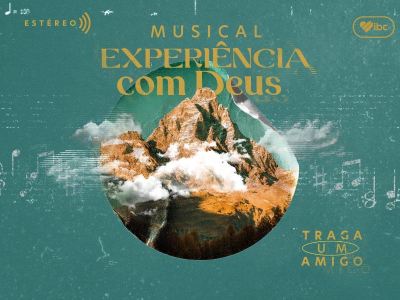 MUSICAL EXPERIÊNCIA COM DEUS