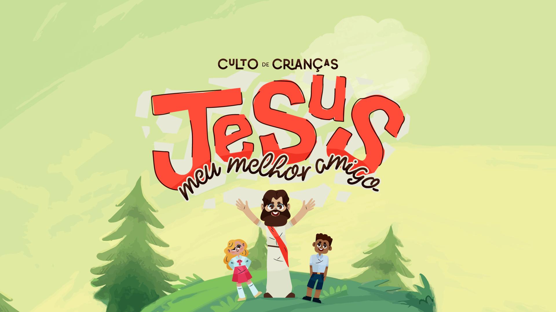 Culto Geral de Crianças (Presencial)