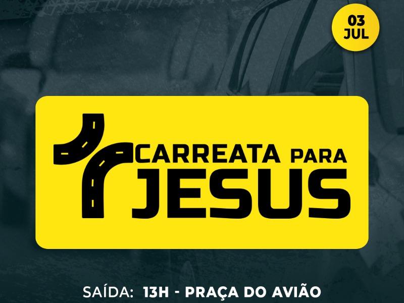 Carreata para Jesus