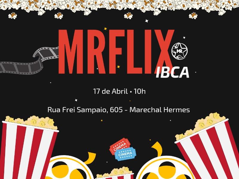 MRFlix! 🍿🎥