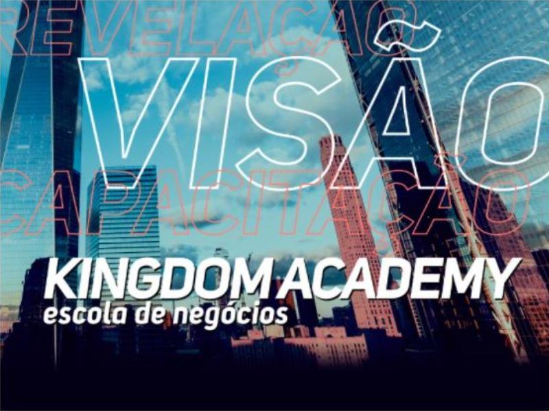 Kingdom Academy | Escola de Negócios (4A EDIÇÃO)