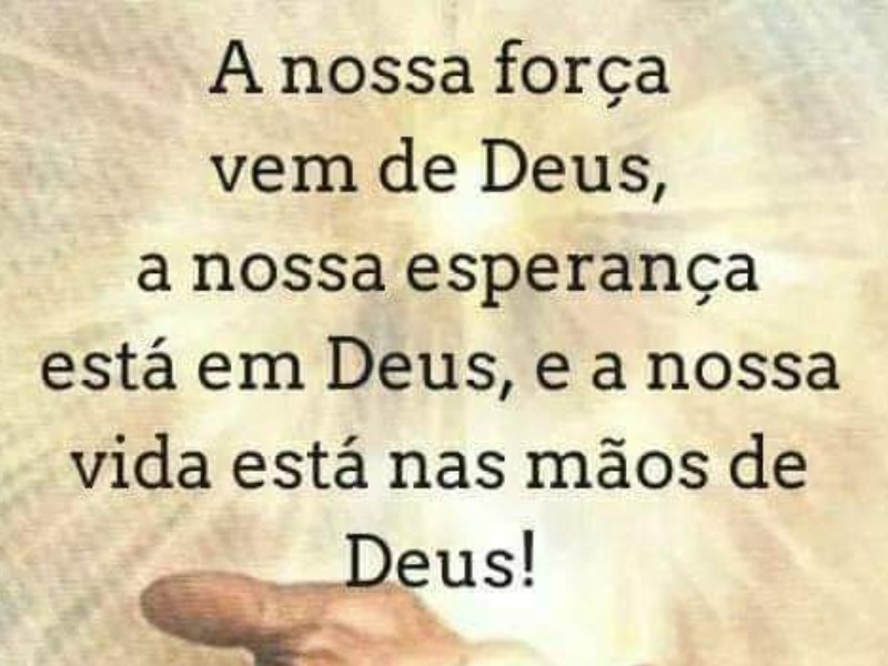 Casa do Pão - nossa força vem de Deus!